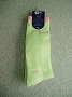 INTEC RIDING SOCK GREEN/PINK 20279 OSFA