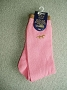 INTEC RIDING SOCKS PINK/BROWN 20240 OSFA