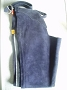 BARNSTABLE SUEDE NAVY ML MEDIUM-LARGE