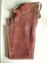 BARNSTABLE SUEDE BURGUNDY S SMALL