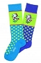 OV DANCING HORSE SOCKS-ISL BLUE 464608 CHILD
